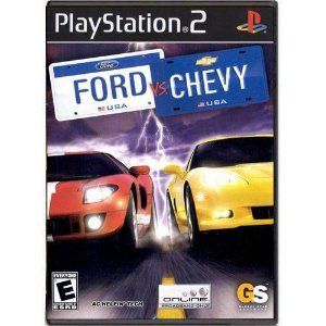 Ford VS Chevy Seminovo – PS2