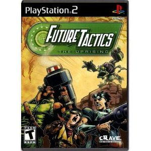 Future Tactics The Uprising Seminovo – PS2