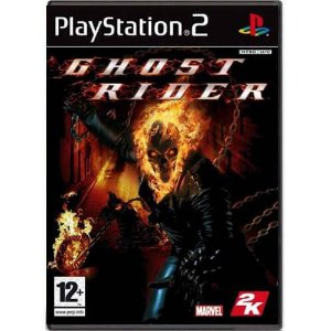 Ghost Rider Seminovo – PS2