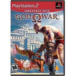 God of War Seminovo – PS2