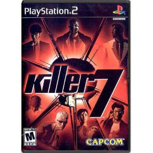 Killer 7 Seminovo – PS2