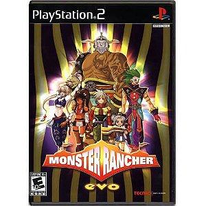 Monster Rancher EVO Seminovo – PS2