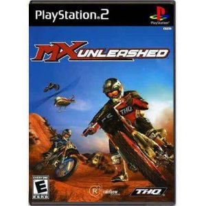 MX Unleashed Seminovo – PS2