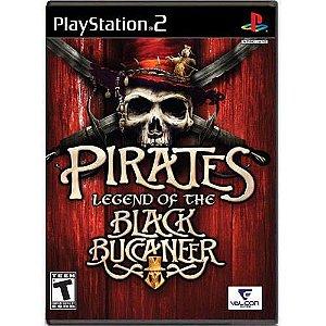 Pirates Legend of The Black Buccaneer Seminovo – PS2