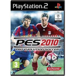 Pro Evolution Soccer 2010 Seminovo – PS2