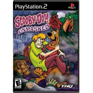 Scooby-Doo Unmasked Seminovo – PS2