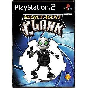 Secret Agent Clank Seminovo – PS2