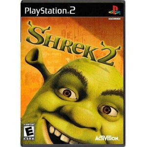 Shrek 2 Seminovo– PS2