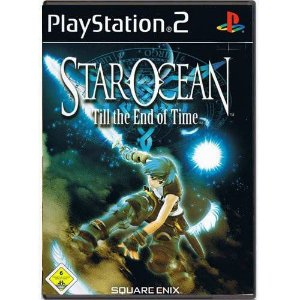 Star Ocean Till The End of Time Seminovo – PS2