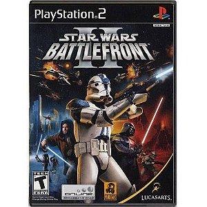 Star Wars Battlefront 2 Seminovo – PS2