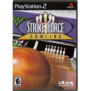 Strike Force Bowling Seminovo – PS2