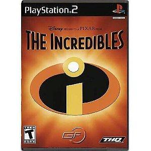 The Incredibles Seminovo – PS2