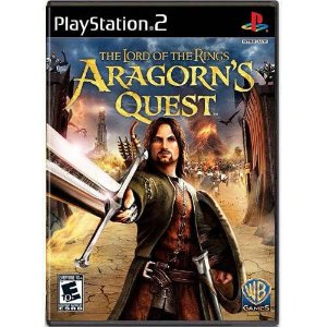 The Lord Of The Rings Aragorn's Quest Seminovo – PS2