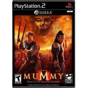 The Mummy Tomb of The Dragon Emperor Seminovo – PS2