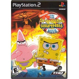 The Sponge Bob Squarepants Movie Seminovo – PS2