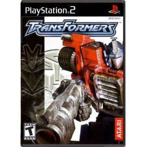 Transformers Seminovo – PS2