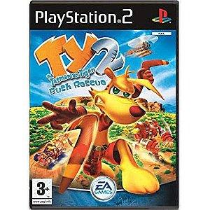 TY The Tasmanian Tiger 2 Bush Rescue Seminovo – PS2
