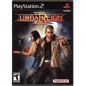 Urban Reign Seminovo – PS2
