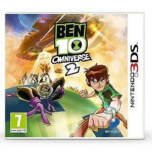Ben 10 Omniverse 2 – 3DS