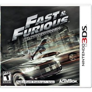 Fast & Furious Showdown – 3DS