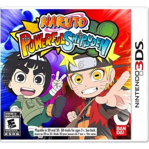 Naruto Powerful Shippuden – 3DS