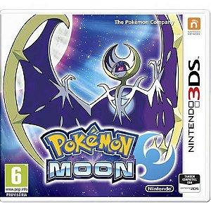 Pokémon Moon – 3DS