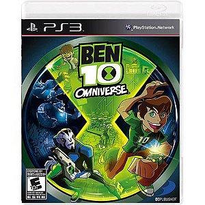 Ben 10 Omniverse – PS3