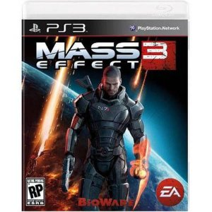 Mass Effect 3 – PS3