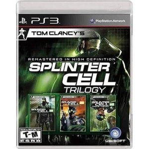 Splinter Cell Trilogy – PS3