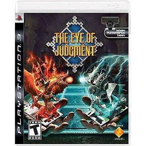The Eye Of Judgment Apenas o Jogo – PS3