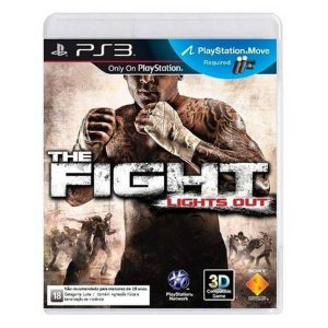 The Fight Lights Out Seminovo – PS3