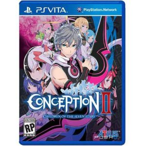 Conception 2 Children Of The Seven Stars – PS VITA