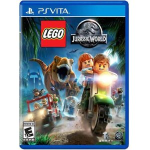Lego Jurassic World Mundo Jurássico – PS VITA