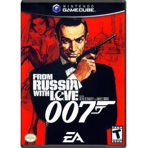 007 From Russia With Love Seminovo – Nintendo GameCube
