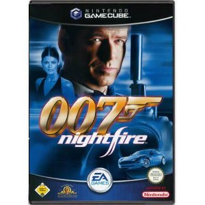 007 Night Fire Seminovo – Nintendo GameCube