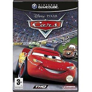 Disney Pixar Cars Seminovo – Nintendo GameCube