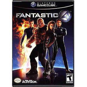 Fantastic 4 Seminovo – Nintendo GameCube