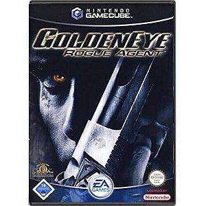 GoldenEye Rogue Agent Seminovo – Nintendo GameCube