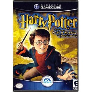 Harry Potter And The Chamber Of Secrets Seminovo – Nintendo GameCube