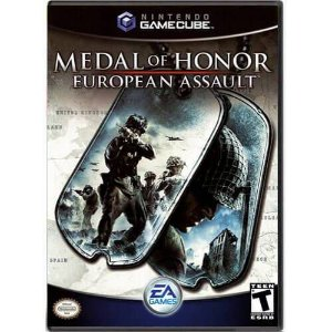 Medal Of Honor European Assault Seminovo – Nintendo GameCube