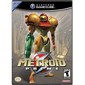 Metroid Prime Seminovo – Nintendo GameCube