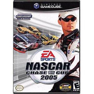 Nascar Chase For The Cup 2005 Seminovo – Nintendo GameCube