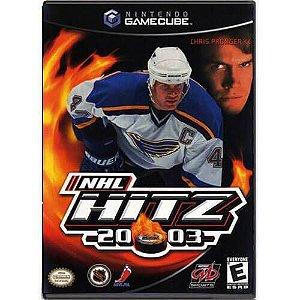 NHL Hitz 2003 Seminovo – Nintendo GameCube