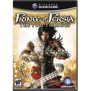 Prince Of Persia The Two Thrones Seminovo – Nintendo GameCube