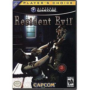 Resident Evil Remake Seminovo – Nintendo GameCube