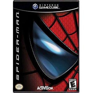 Spider-Man Seminovo – Nintendo GameCube