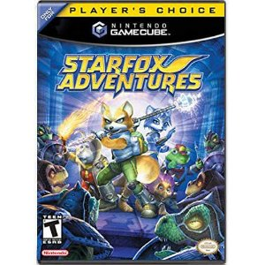 Star Fox Adventures Seminovo – Nintendo GameCube