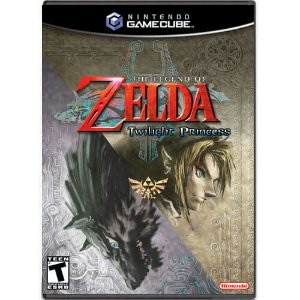 The Legend of Zelda Twilight Princess Seminovo – Nintendo GameCube