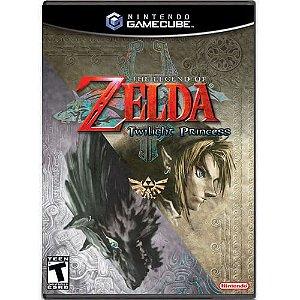 The Legend of Zelda Twilight Princess Seminovo – Nintendo GameCube