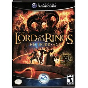 The Lord of The Rings: The Third Age Seminovo – Nintendo GameCube